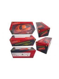 Машинка р/у Супер гонщик 1:24 2CH, световые эффекты, цвета в ассорт. (красный, желтый, оранжевый)