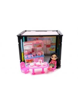 Игровой набор Abtoys В гостях у куклы &