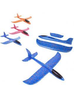 Самолет-планер, для игры на открытом воздухе 33х34х4 см