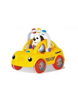Машинка пластмассовая STELLAR Ватрушка Такси 19 см
