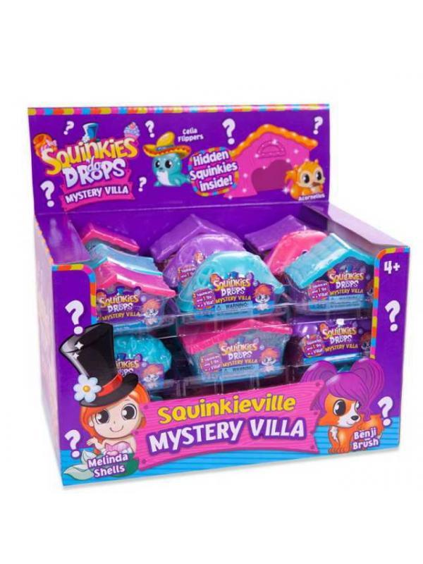 Игровой набор Blip Toys Squinkies 2 фигруки в домике в ассортименте