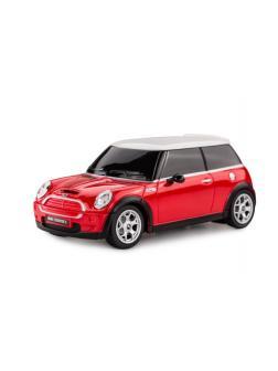 Машинка на радиоуправлении RASTAR MINI, цвет красный 27MHZ, 1:24