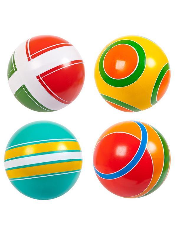 Мяч Джампа грунтованный окрашенный вручную диаметр 200 мм