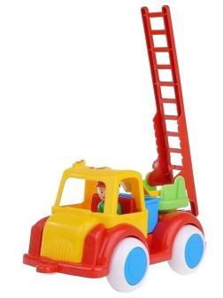 Машина пожарная (Детский сад) 28,5х15х14,5 см.