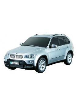 Машинка на радиоуправлении RASTAR BMW X5, цвет серебряный 40MHZ, 1:18