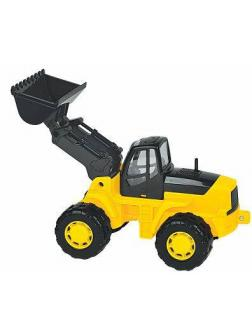 Трактор погрузчик Умелец 24х11х11,5 см.