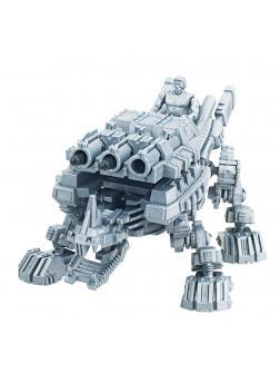 Конструктор Русский Стиль. Игровая модель «Боевые роботы: Носорог» 00579 / 55 деталей