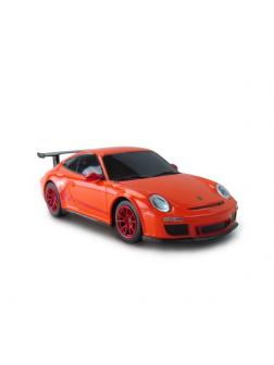 Машинка на радиоуправлении RASTAR Porsche GT3 RS, 18см, цвет оранжевый 40MHZ, 1:24