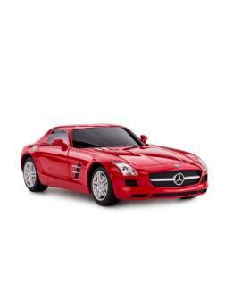 Машинка на радиоуправлении RASTAR Mercedes SLS AMG, цвет красный 27MHZ, 1:24