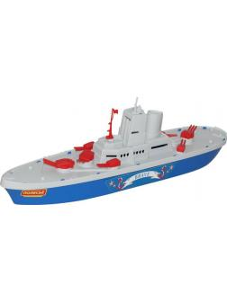 Крейсер Смелый 46,3х9,2х13,5 см.