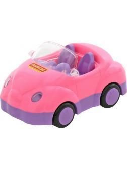 Автомобиль легковой для девочек Улыбка