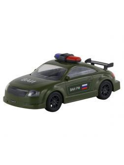 Автомобиль военный инерционный &