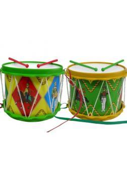 Игрушка музыкальная Барабан &