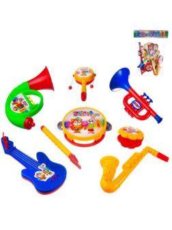 Набор музыкальных инструментов &