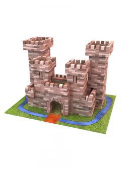 Конструктор Master IQ² «Замок Кастелло» 1309 / 1600 деталей