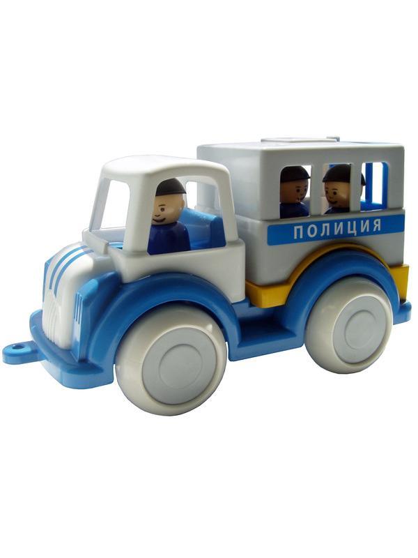 Машинка Полиция (Детский сад) 28 см.