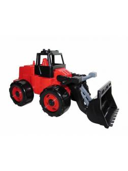 Трактор погрузчик Геракл 25,5х13х14 см.