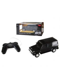 Машинка на радиоуправлении RASTAR Mercedes-Benz G55 цвет черный, 1:24