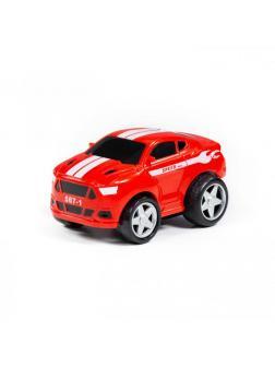 Автомобиль Крутой Вираж гоночный 1 инерционный (в коробке)
