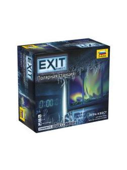 Игра настольная Exit.Полярная станция