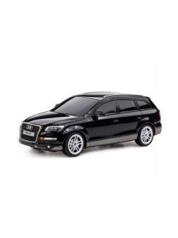 Машинка на радиоуправлении RASTAR Audi Q7, черный 27MHZ 1:24