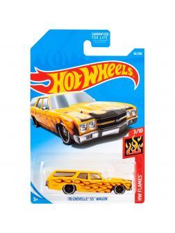 Машинка Базовая модель Hot Wheels «'70 Chevelle SS Wagon» 3/10
