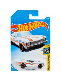 Машинка Базовая модель Hot Wheels «'68 Chevy Nova» 7/10