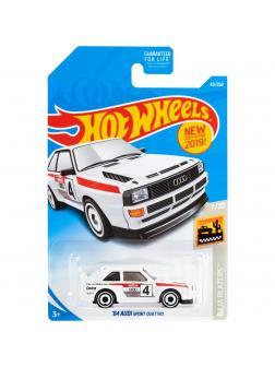 Машинка Базовая модель Hot Wheels «'84 Audi Sport Quattro» 7/10
