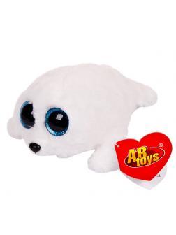 Тюлень белый, 15 см