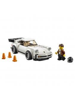 Конструктор Lari «1974 Porsche 911 Turbo 3.0» 11402 (Speed Champions 75895) / 186 деталей
