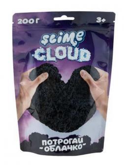 Слайм Slime Cloud Потрогай облачко Торнадо с ароматом личи, 200 г