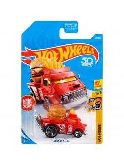 Машинка Базовая модель Hot Wheels «Buns of Steel» 5/5