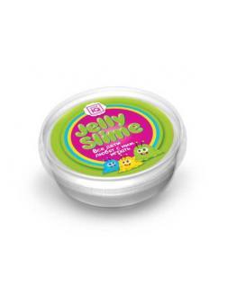 Слайм Master IQ Jelly Slime готовый прозрачный с блестками
