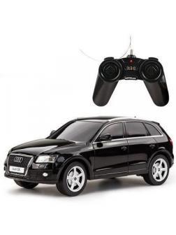 Машинка на радиоуправлении RASTAR AUDI Q5, 1:24 черная