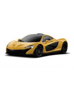 Машинка на радиоуправлении RASTAR McLaren P1, цвет жёлтый 27MHZ, 1:24