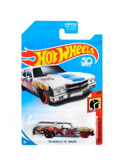 Машинка Базовая модель Hot Wheels «'70 Chevelle SS Wagon» 1/5