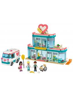 Конструктор LEGO Friends 41394 «Городская больница Хартлейк Сити» / 379 деталей