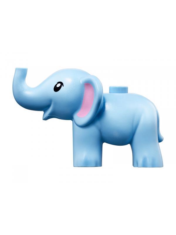 Конструктор LEGO Friends 41421 «Джунгли: спасение слонёнка» / 203 детали
