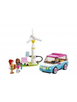 Конструктор LEGO Friends 41443 «Электромобиль Оливии» / 183 детали