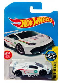 Машинка Базовая модель Hot Wheels «Lamborghini Huracán LP 620-2 Super Trofeo»