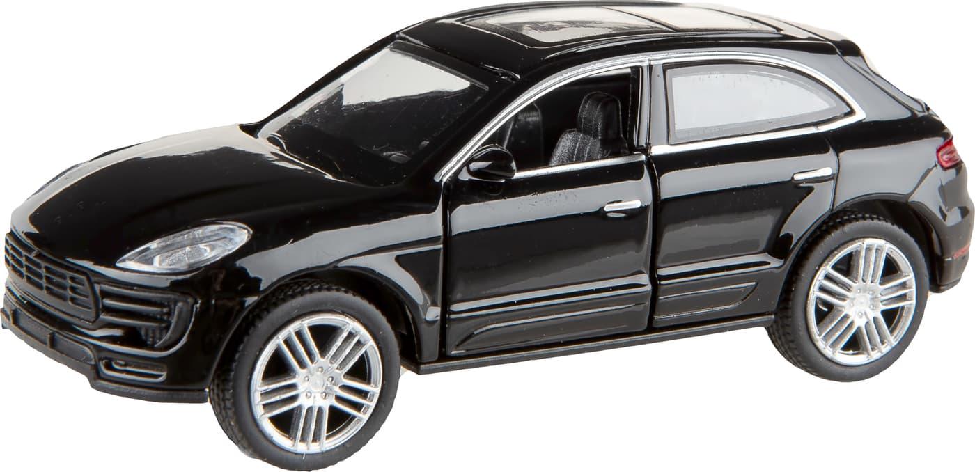 Металлическая машинка Play Smart 1:50 «Porsche Macan» 6527W Fast Wheels, инерционная в коробке