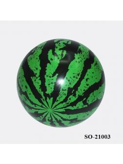 Мяч резиновый 22см в ассортименте