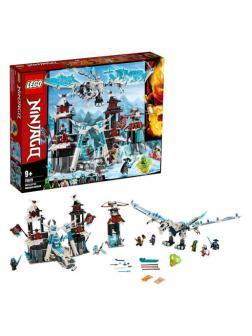 Конструктор LEGO NINJAGO 70678 «Замок проклятого императора» 1218 деталей