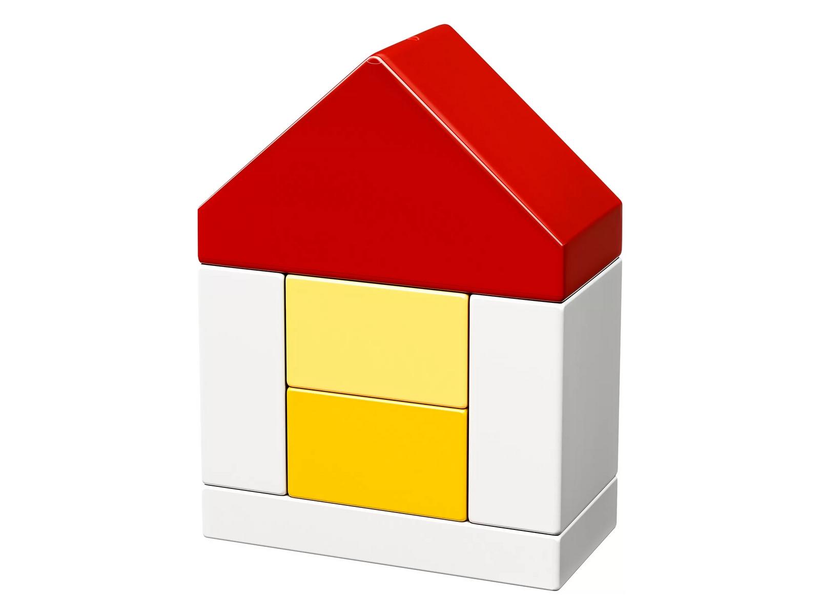 Конструктор LEGO Duplo Classic «Шкатулка-сердечко» 10909 / 80 деталей