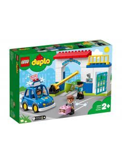 Конструктор LEGO Duplo Town «Полицейский участок» 10902 / 38 деталей