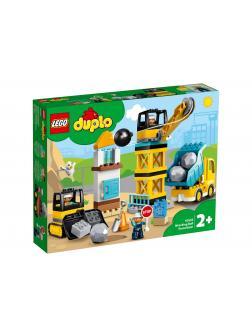 Конструктор LEGO Duplo Town «Шаровой таран» 10932 / 56 деталей