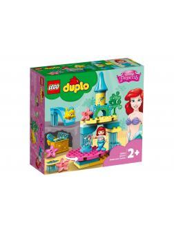 Конструктор LEGO Duplo «Подводный замок Ариэль» 10922 / 35 деталей
