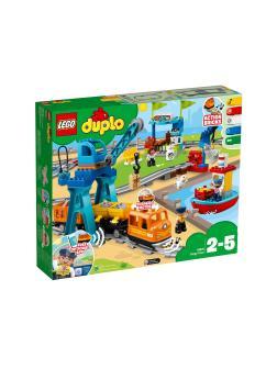 Конструктор LEGO Duplo «Грузовой поезд» 10875 / 105 деталей