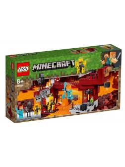 Конструктор LEGO Minecraft «Мост Ифрита» 21154 / 372 детали