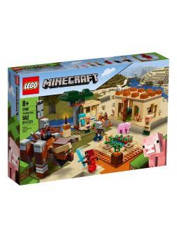 Конструктор LEGO Minecraft «Патруль разбойников» 21160 / 562 детали